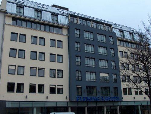 Hotel flemming wien 1070 wien backes scholz for Design hotel 1070 wien