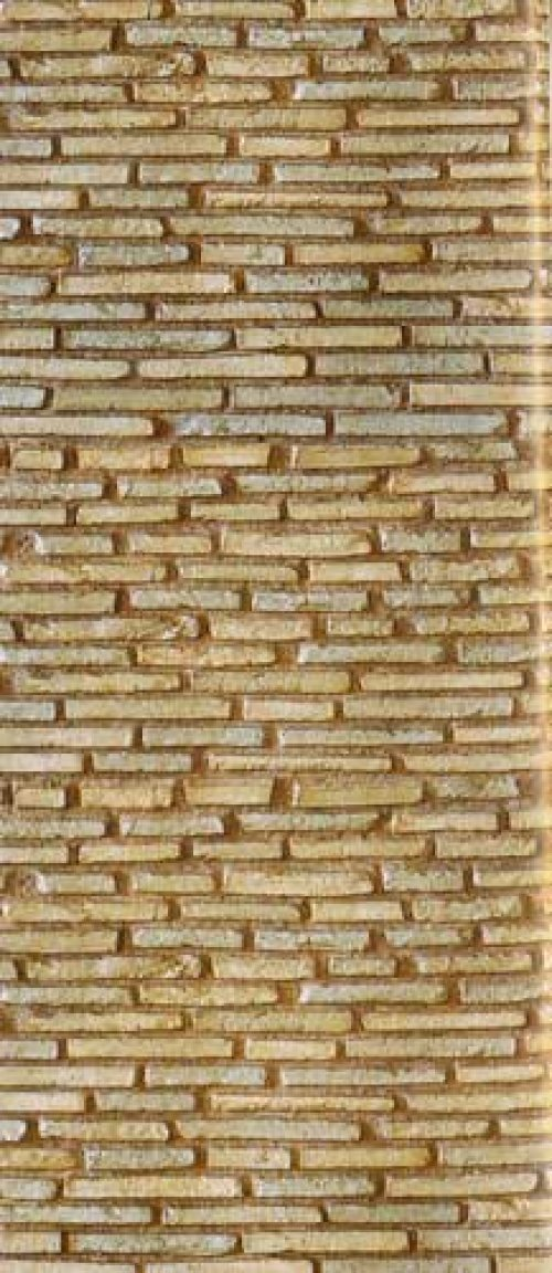 msd paneele light brick vertikal von hot stones leipzig. Black Bedroom Furniture Sets. Home Design Ideas