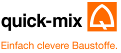Logo quick-mix Gruppe GmbH & Co. KG