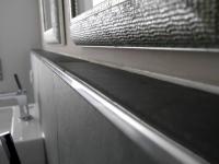 Eckschienen Aus Edelstahl Vermitteln Exklusivität Im Badezimmer - Eckschienen fliesen